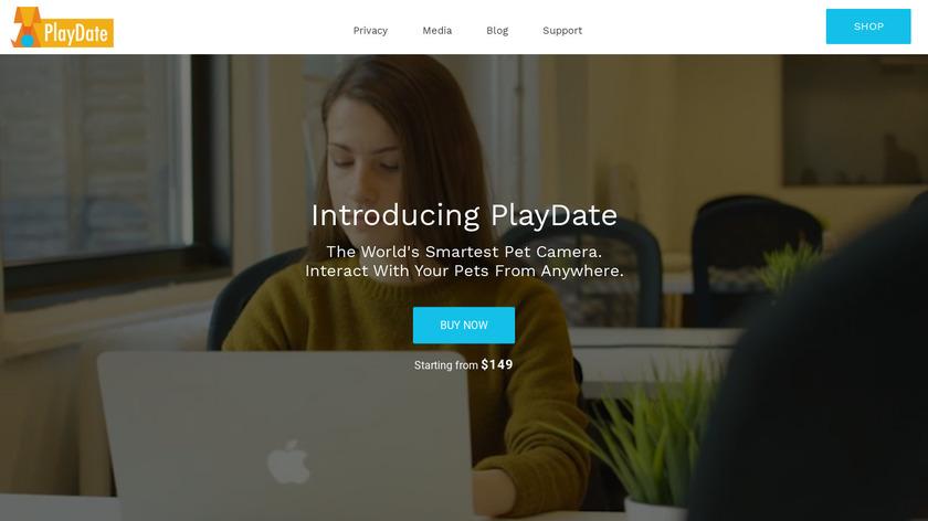 PlayDate Landing Page