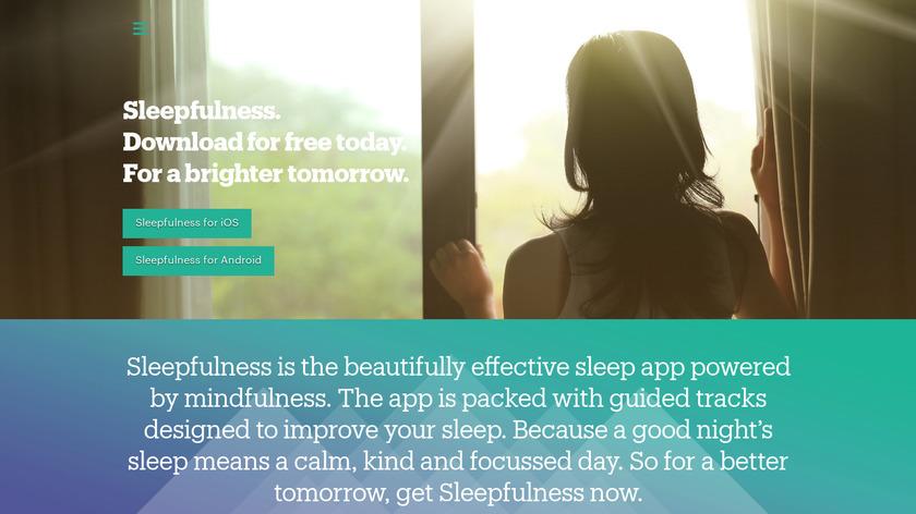 Sleepfulness Landing Page