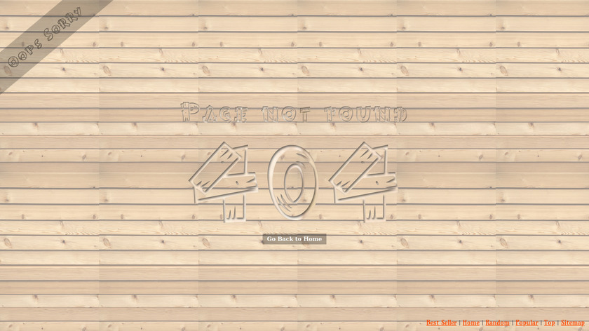 Makerbook Landing Page