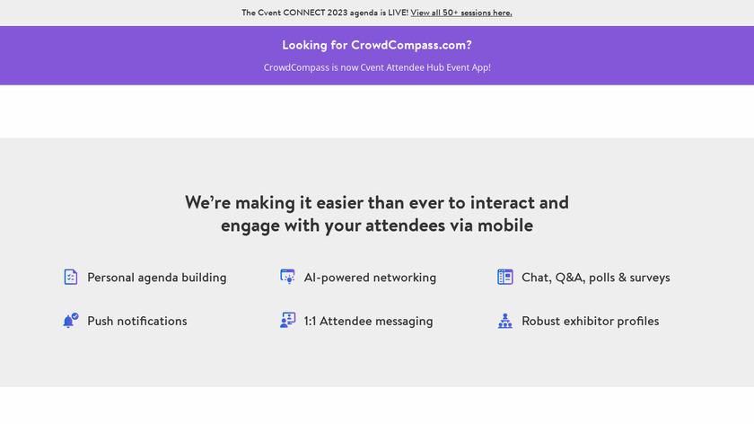 DoubleDutch Landing Page