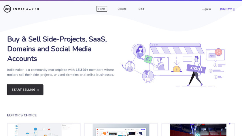 1Kprojects Landing Page