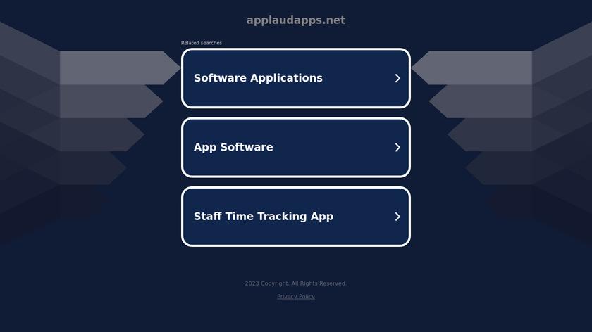 DaTuner Landing Page