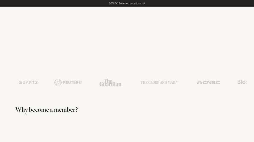 Outsite Landing Page