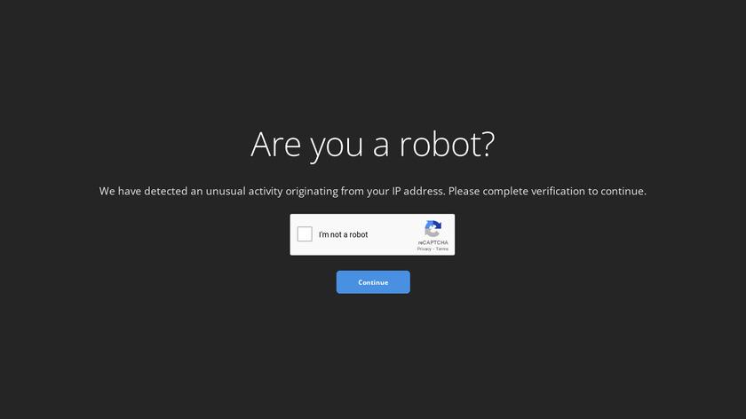 Simple Doc Organizer Landing Page