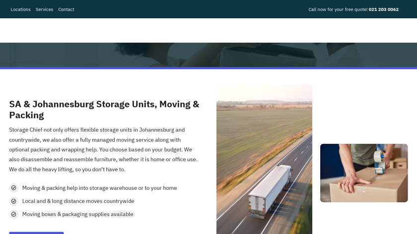 The Cheddar Counter Landing Page