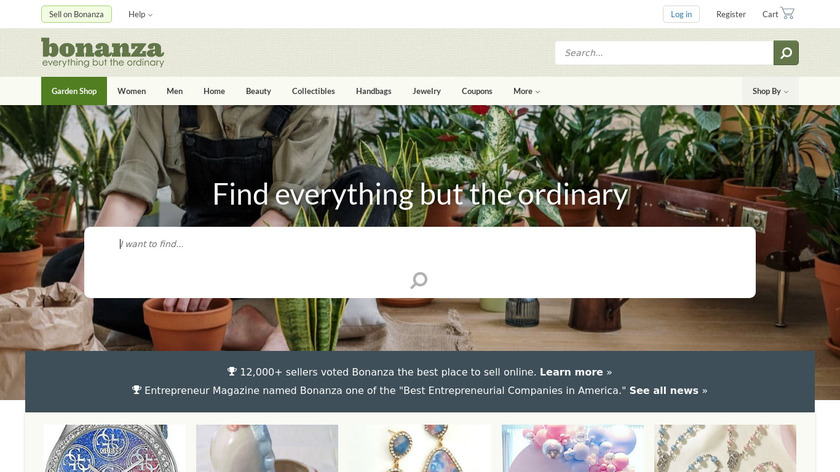 Background Burner Landing Page