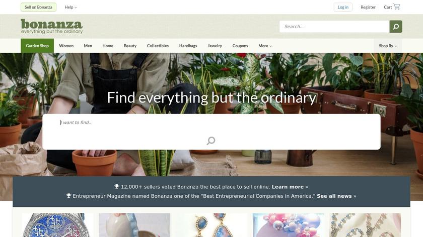 Background Burner Landing Page