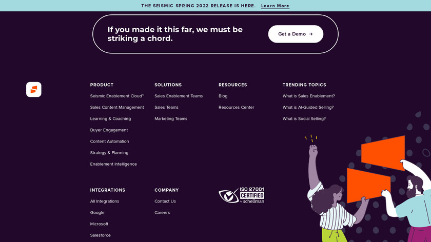 Lessonly Landing Page