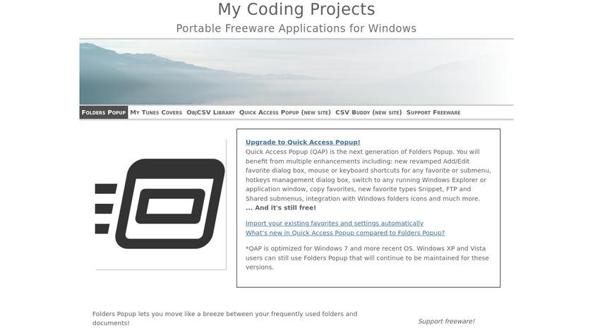 CSV Buddy Landing Page