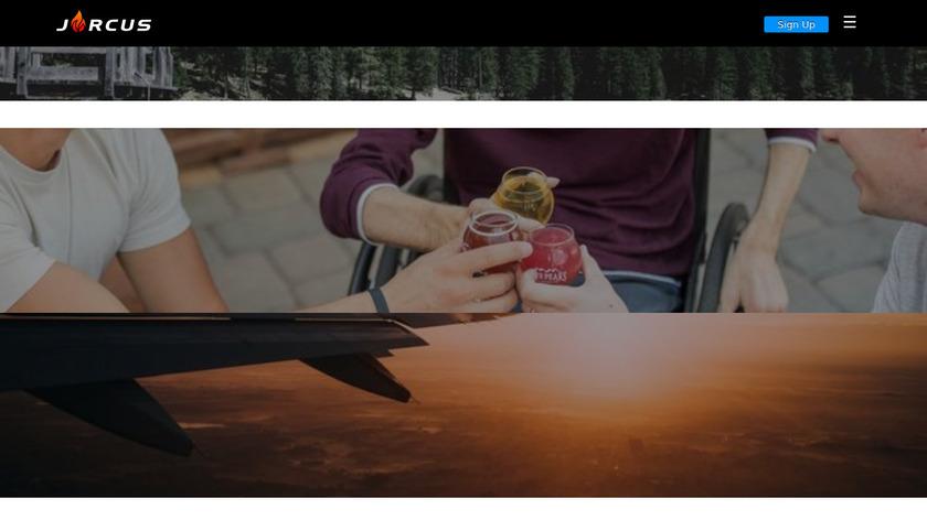 TravelOffers Landing Page