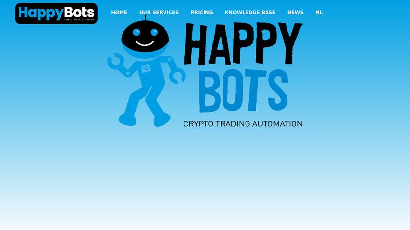 Alex WikiMessenger Bot Landing Page