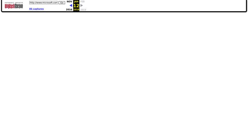 Regedit Landing Page