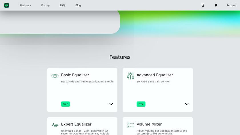 eqMac 2 Landing Page