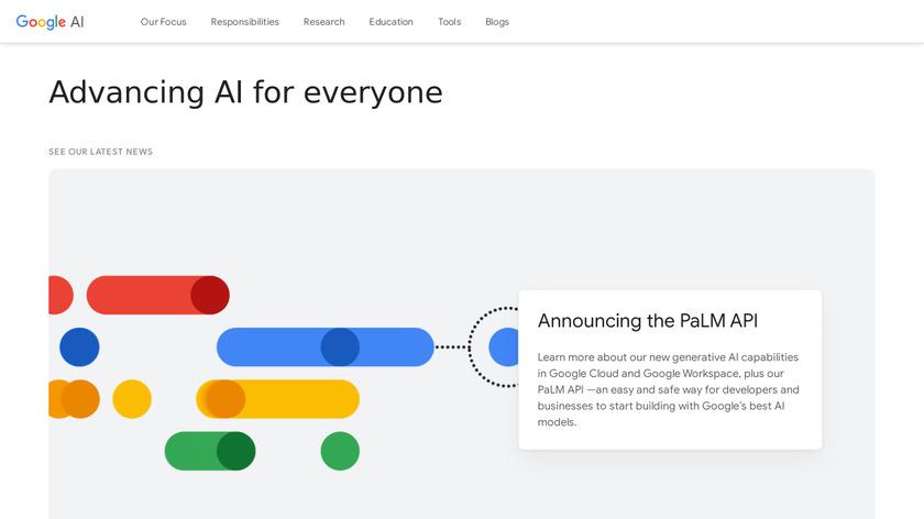 Google.ai Landing Page