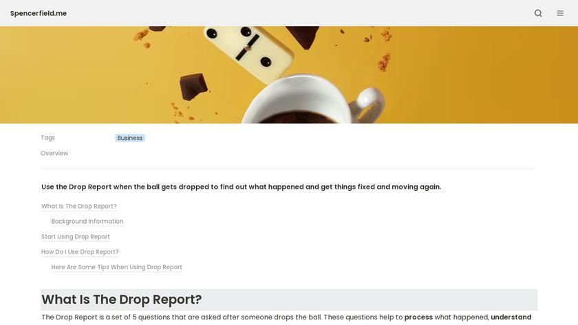 Social Media Canvas Landing Page