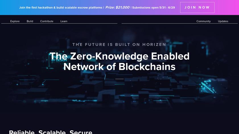 ZenCash Landing Page
