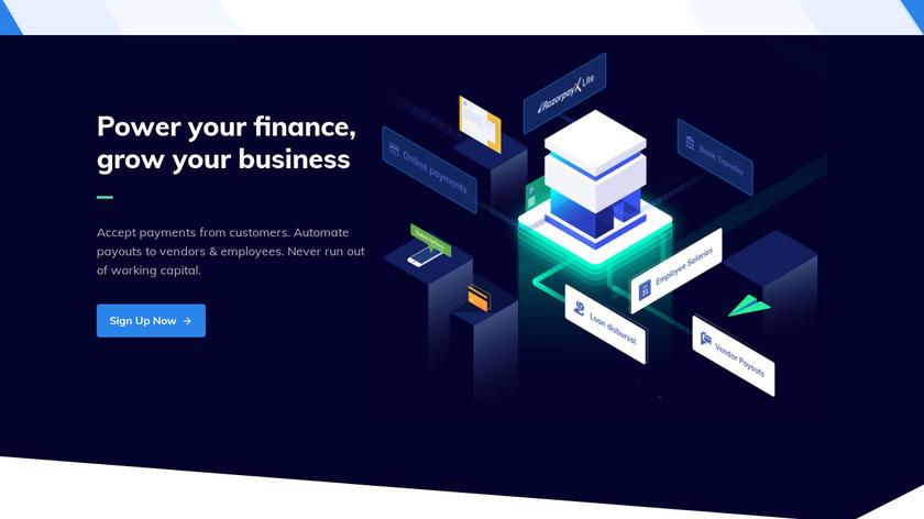 Razorpay Landing Page