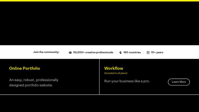 Format Landing Page
