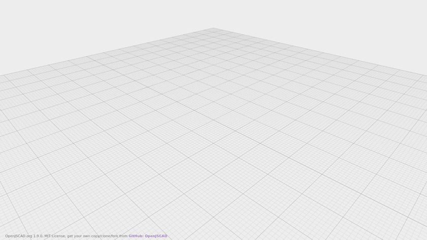 OpenJSCAD.org Landing Page