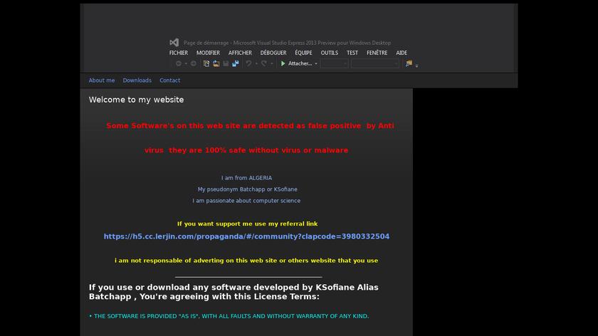 Virtual ruler cm Landing Page