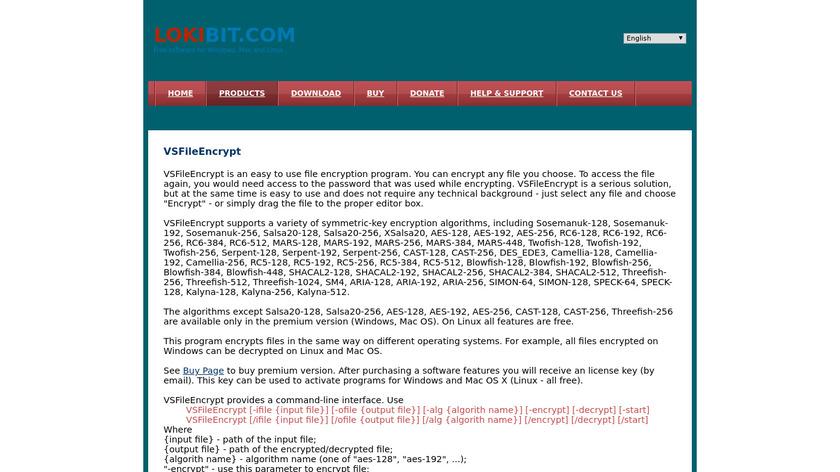 VSUsbLogon Landing Page
