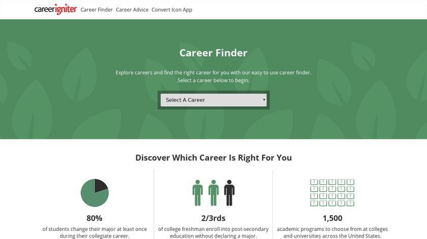Career Igniter Landing Page
