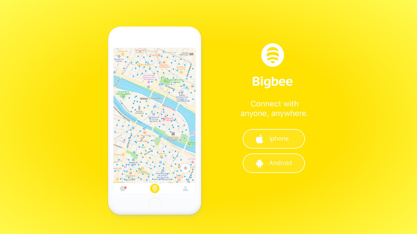 Bigbee Landing Page