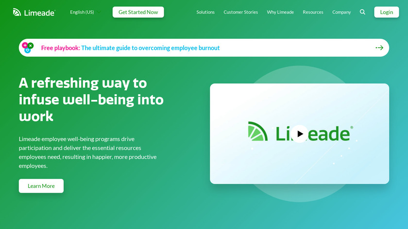 Limeade Landing Page