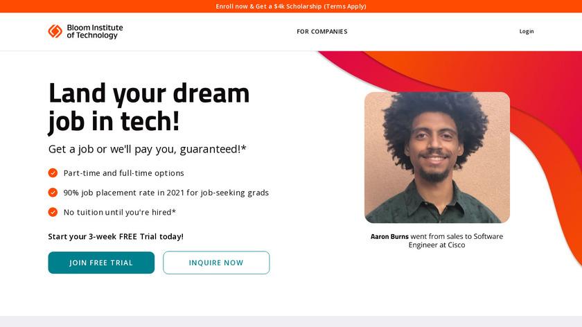 Lambda School Landing Page