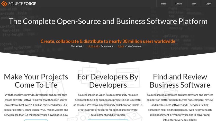 Linux Process Explorer Landing Page
