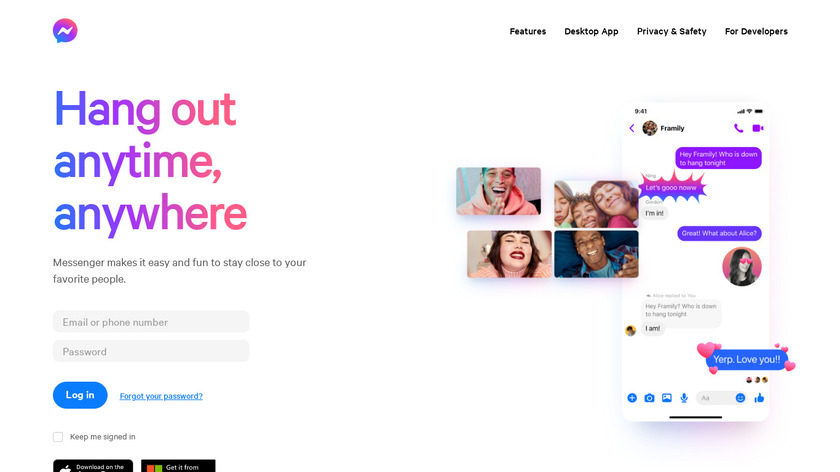 Fluently Landing Page