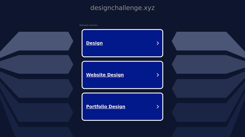 Design Challenge Landing Page