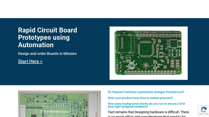 Circuit Tree Landing Page