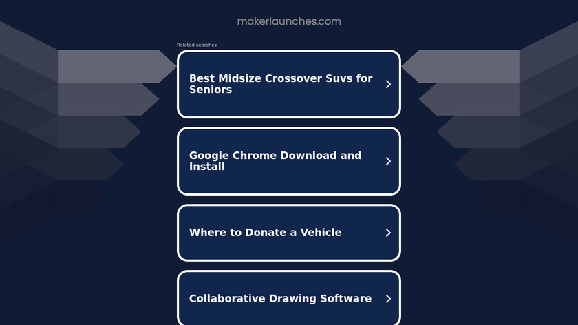 Maker Launches Landing Page