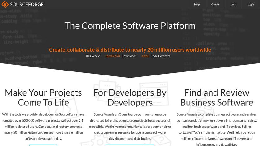 USB Raptor Landing Page