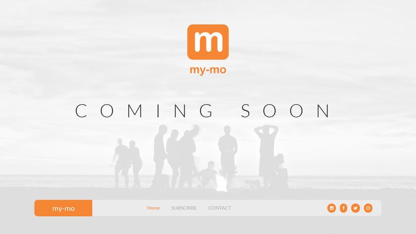 My Motiff Landing Page
