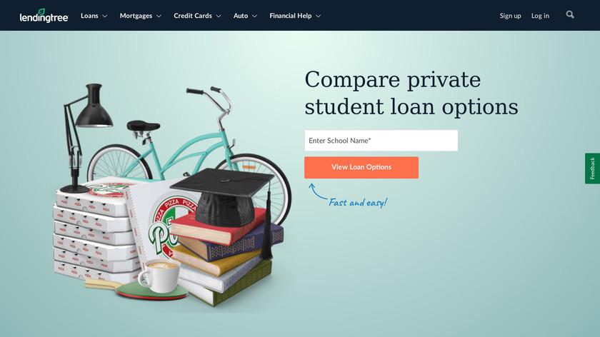 Student Loan Hero Landing Page