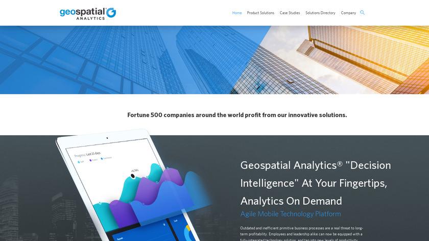 EnablePortfolio Landing Page