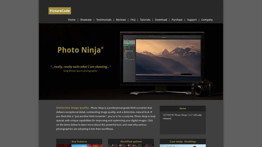 Noise Ninja Landing Page