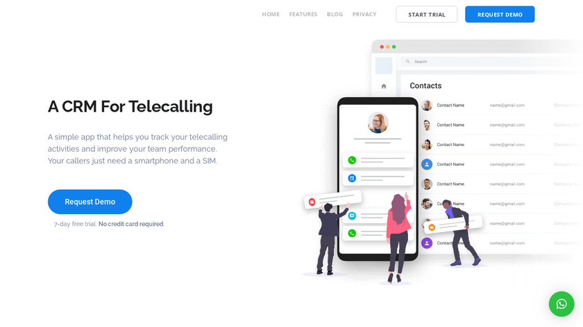 Rolo Landing Page