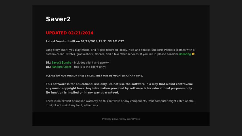 ridetheclown.com Saver2 Landing Page
