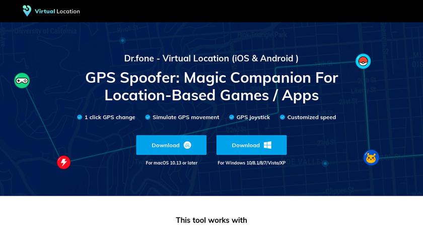 WonderShare QuizCreator Landing Page