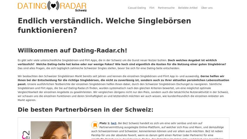 dating plattform kosten