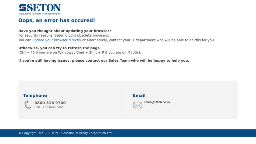 AssetGuard Landing Page