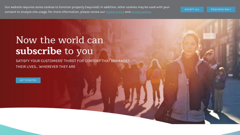 AdvantageCS Landing Page