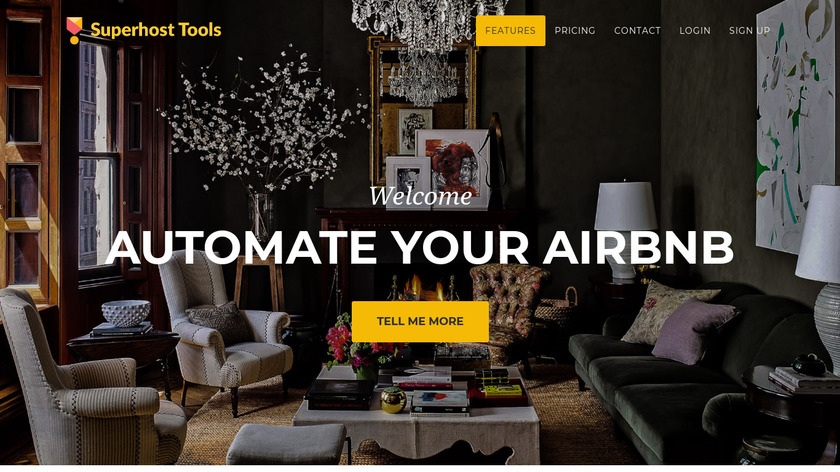 Host Tools Landing Page