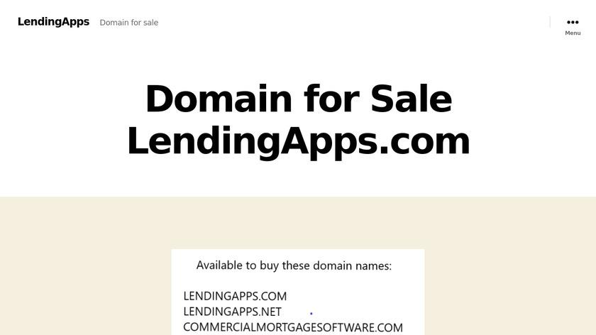 BrokerPro Software Landing Page