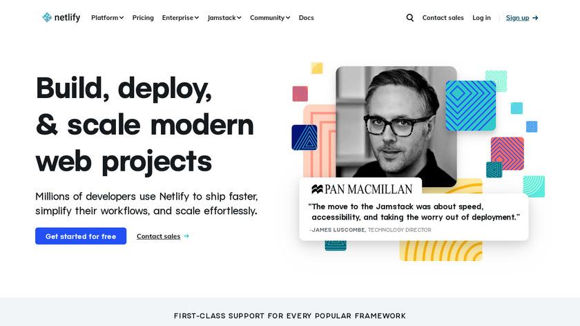 FeaturePeek Landing Page