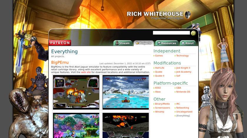 noesis Landing Page