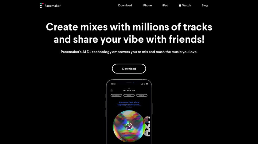 Pacemaker Landing Page